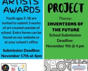 YYA & Banner Project Poster Option 2