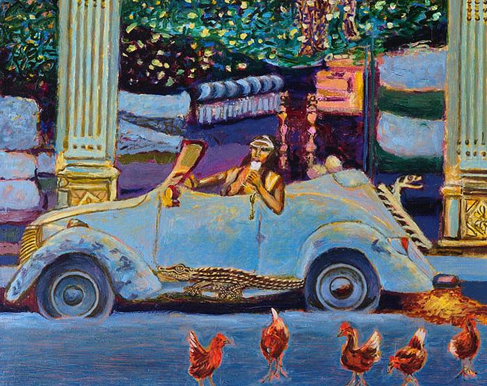Leonard Brett – Solo Exhibition