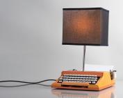 Typewriter Lamp